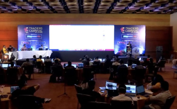 10 new F&O Trading ideas, Launchpads, IDOs, 20x Multipliers and more in Crypto at Hyderabad this October